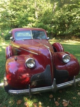 1939 Buick Century 66 S Coupe No Rust, Runs Great for sale