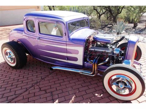 1932 Ford Deluxe Coupe Model 18 for sale