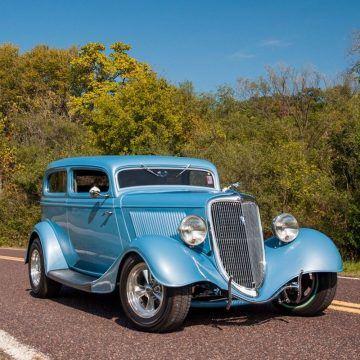 1934 Ford Sedan Street Rod for sale