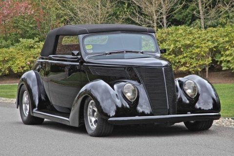 1937 Ford Deluxe Custom Convertible for sale