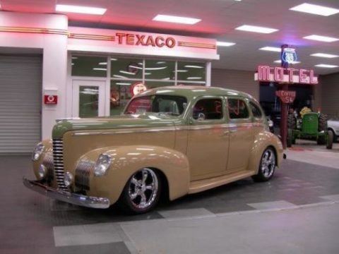 Beautifully restored 1939 Nash Ambassador for sale