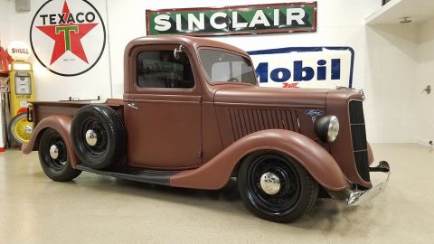 COOL 1936 Ford Pickups for sale
