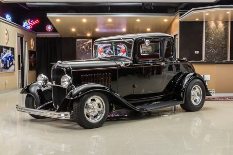 Hybrid classic 1932 Ford 5 Window Coupe Street Rod for sale