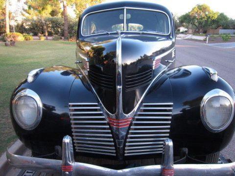 Luxury 1939 Dodge 2 Door sedan for sale