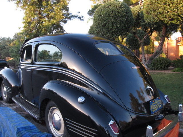 Luxury 1939 Dodge 2 Door Sedan For Sale