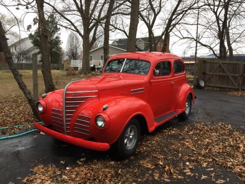 Very nice 1939 Plymouth for sale