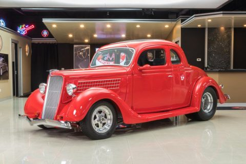 Gorgeous 1935 Ford 5 Window Coupe Street Rod for sale
