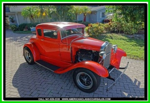 NICE 1931 Ford Coupe for sale