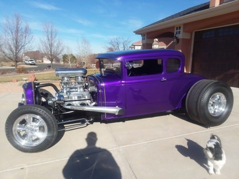AMAZING 1930 Ford Model A for sale