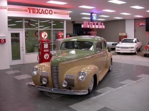 COOL 1939 Nash Ambassador for sale