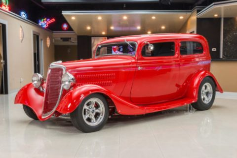GREAT 1934 Ford Tudor Sedan Street Rod for sale