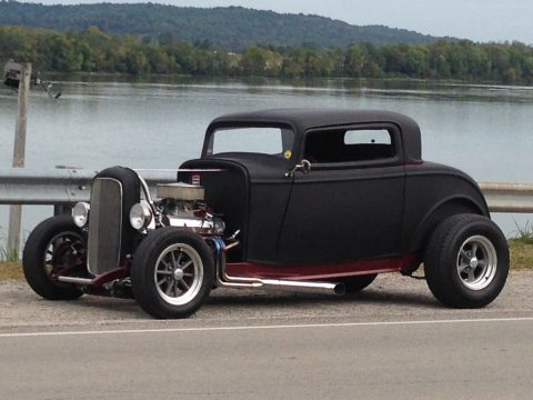 NICE 1932 Ford 3 Window Coupe for sale
