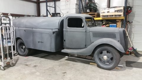 NICE 1937 Ford for sale