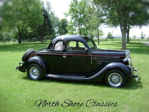 1935 Ford 5 Window Coupe Rumbler SEAT for sale