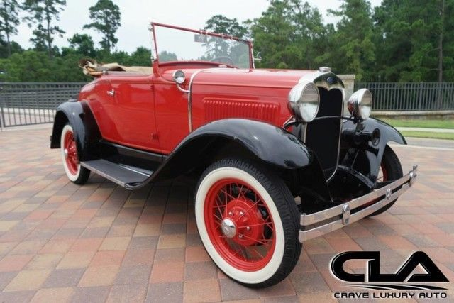 AMAZING 1930 Ford Model A