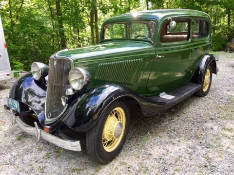 BEAUTIFUL 1933 Ford Model 40 for sale
