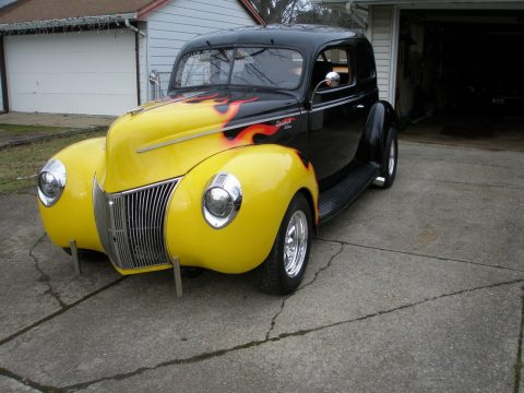 GREAT 1939 Ford Tudor for sale