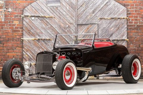 VERY NICE 1930 Ford Model A Roadster Hiboy for sale