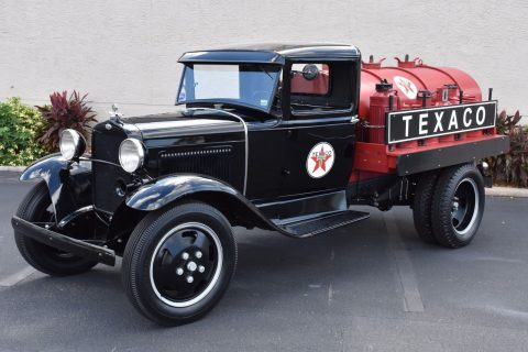 1931 Ford Pickups Tanker in beautiful condition for sale