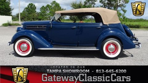 1936 Ford Phaeton for sale