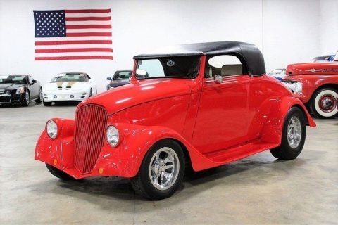 BEAUTIFUL 1933 Willys Cabriolet for sale