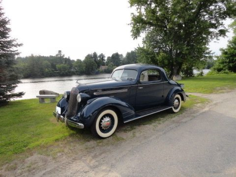Extremely rare 1935 Pontiac Sport Coupe (605) for sale