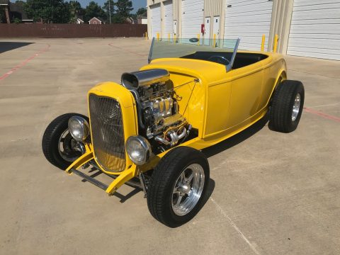 NICE 1932 Ford HIGH BOY ROADSTER for sale