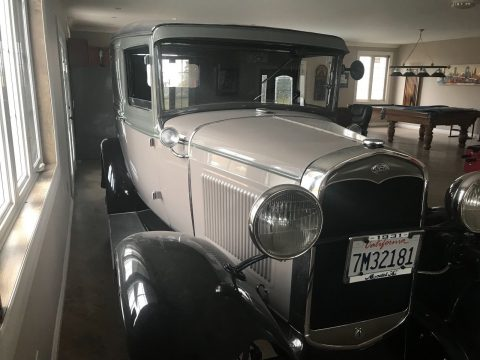1931 Ford Model A Delivery for sale