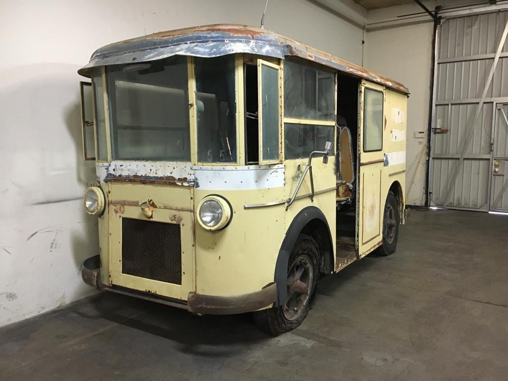 1935 Divco Helms Bakery Truck
