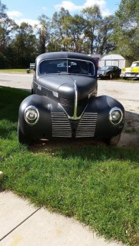 1939 Dodge Coupe Powered by a 1955 291 Desoto Hemi for sale